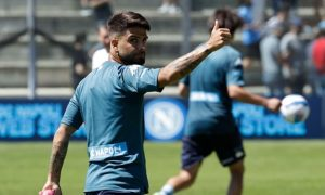 Inter Milan wants Napoli Insigne