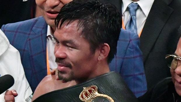 Manny Pacquiao v Spence