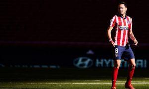 Saul Niguez Atletico Madrid-