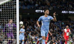 Ferran Torres Manchester City