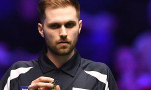 Steven Hallworth Snooker