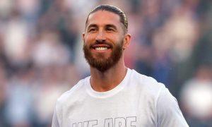 Sergio Ramos PSG
